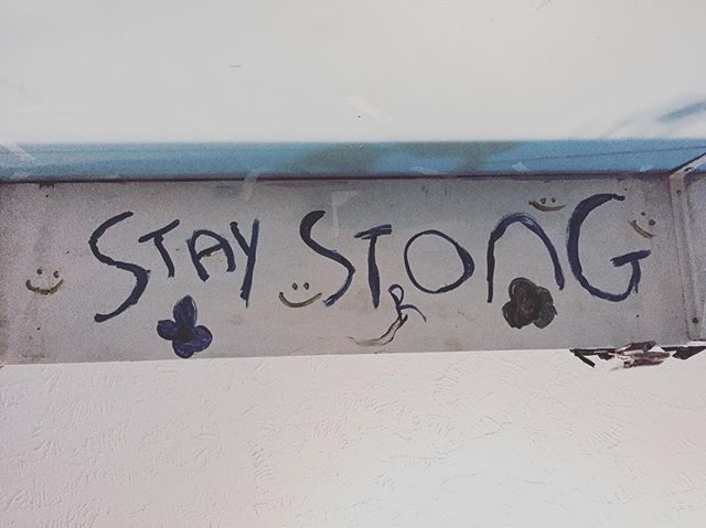 Stay Stong