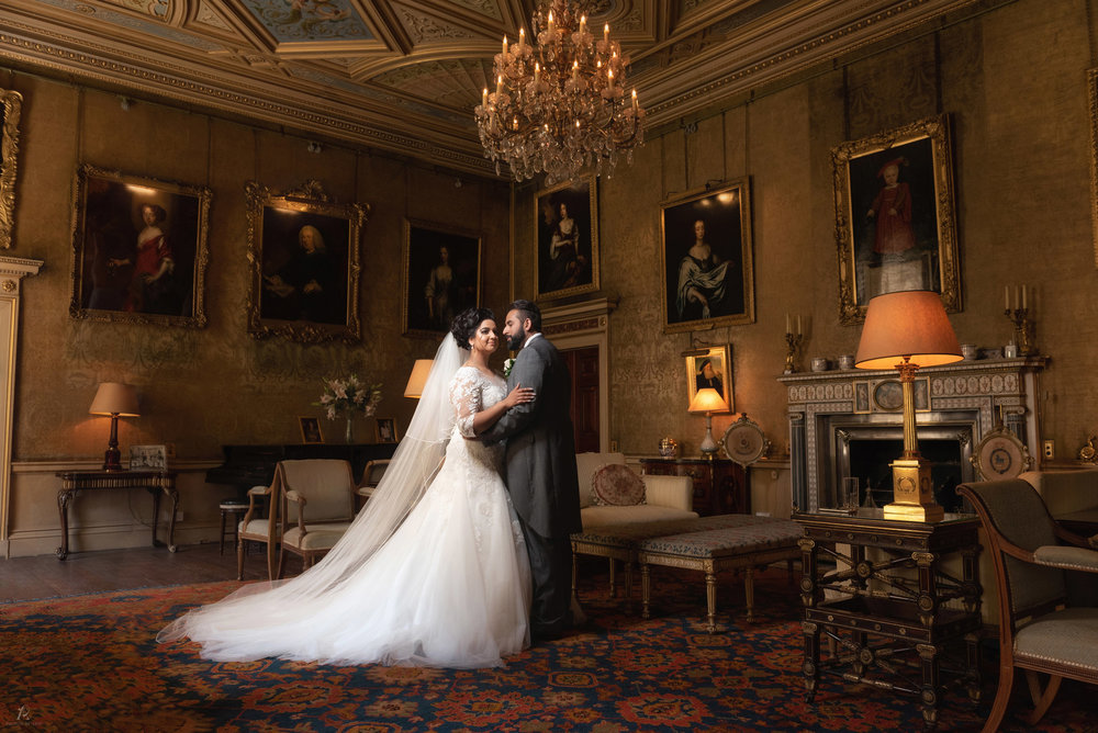 Civil Wedding - Syon House - London