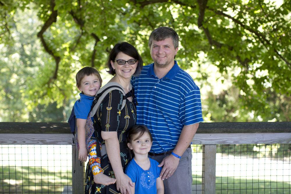 Babywearing, Columbus Zoo