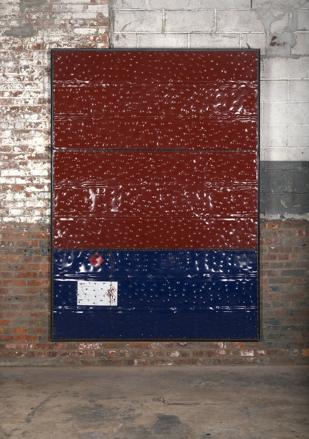 The Chimney - KEVIN ROUILLARD - COLLISION - Red and Blue.jpg
