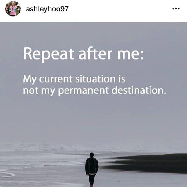 The journey, my friends! Many thanks @ashleyhoo97 for posting!!! #thingstoremember #livethejourney #newyorkhustle