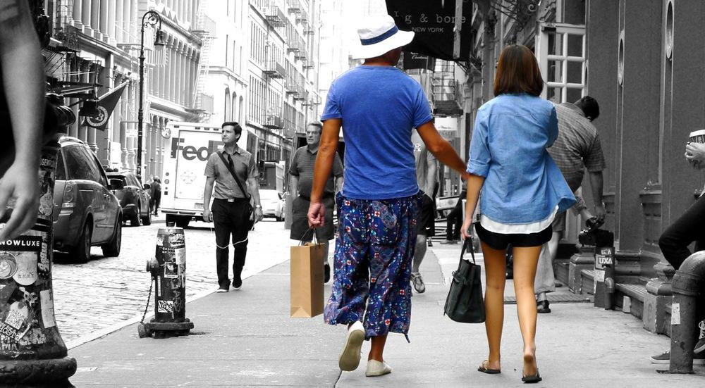 ロン毛と坊主とニューヨーク 男と女の自慢とウソの違い 斜め上の考え