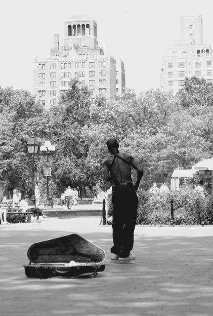 ロン毛と坊主とニューヨーク 筋トレは必要か