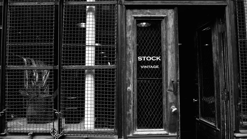 Stock Vintage