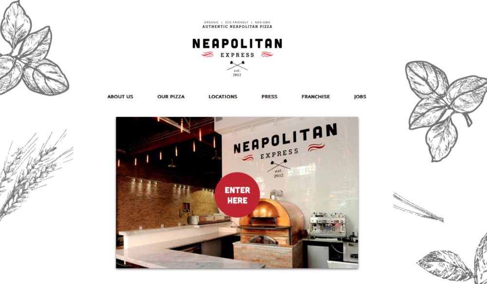 ロン毛と坊主とニューヨーク Neapolitan Express