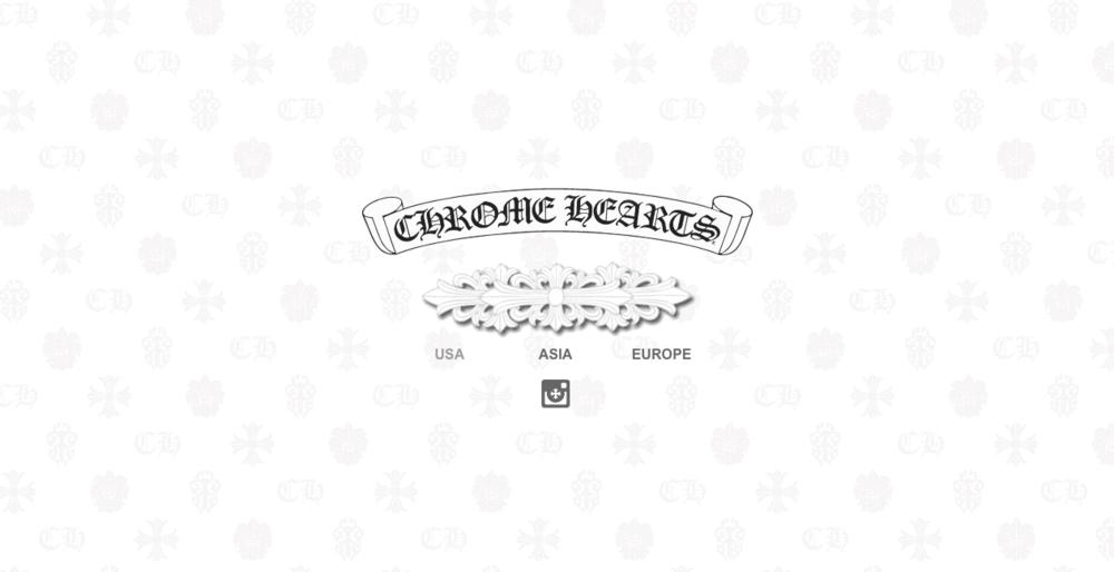 ロン毛と坊主とニューヨーク クリスマス プレゼント Chrome Hearts クロムハーツ