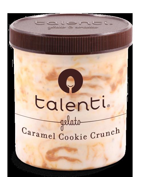 ロン毛と坊主とニューヨーク Talenti タレンティ ジェラート アイスクリーム アメリカ