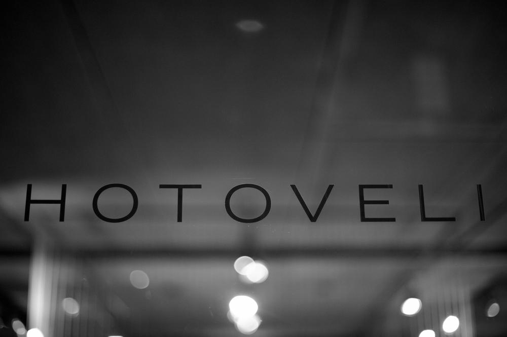 Hotoveli New York ハイファッション セレクトショップ