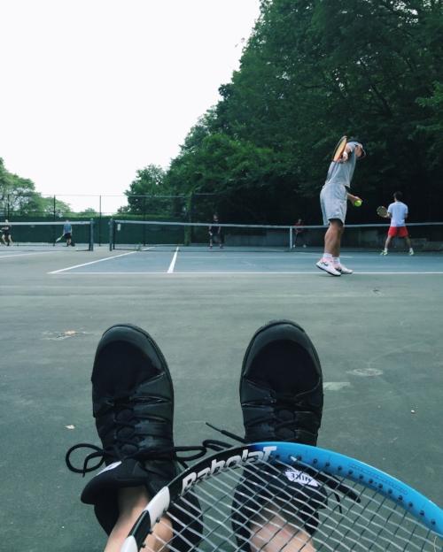 ニューヨーク テニス 募集