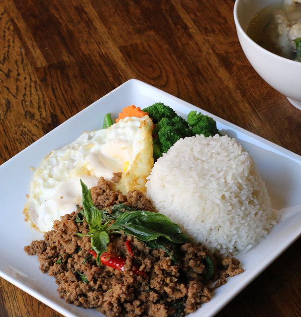 I am Thai ウッドサイド サニーサイド クイーンズ ニューヨーク タイ料理 レストラン 観光 旅行