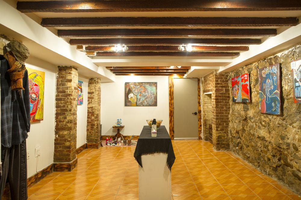 Akito Nara Meteolism No648 ブルックリン ニューヨーク ゲストハウス