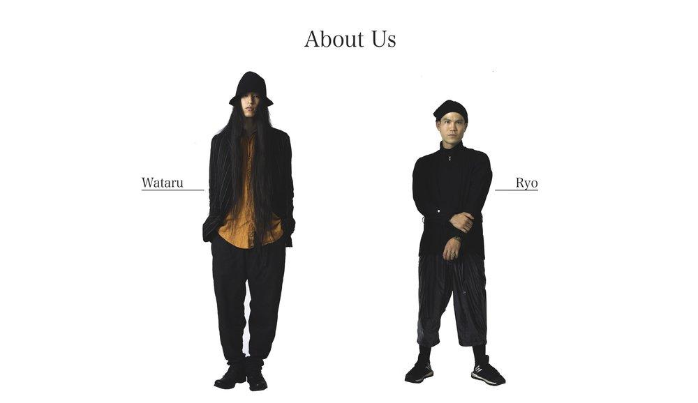 ロン毛と坊主とニューヨーク Wataru Shimosato Ryo Miyamoto ニューヨーク ブログ.jpg