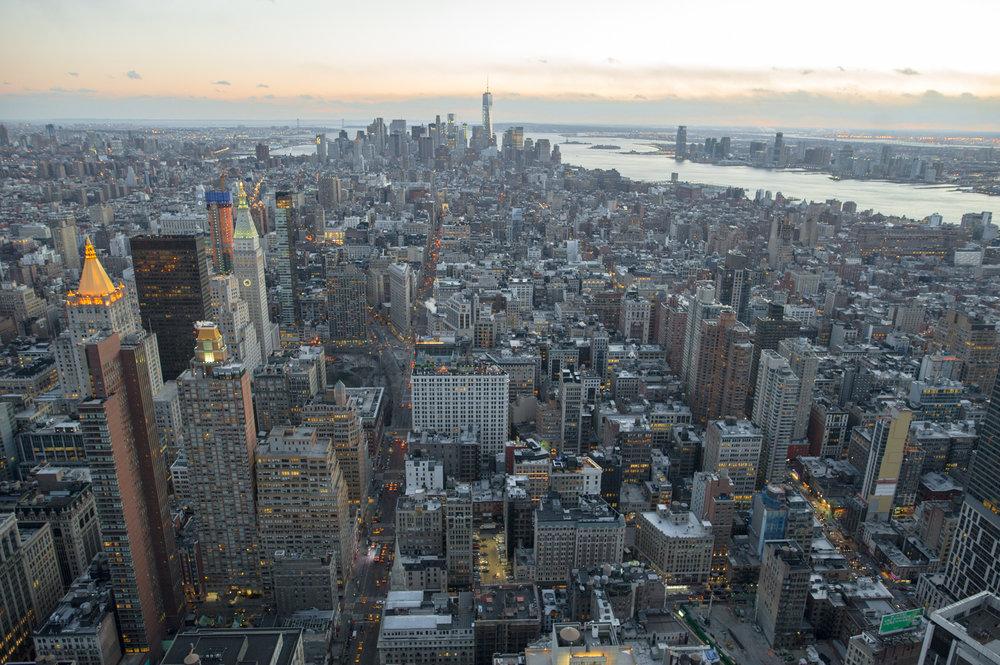 ニューヨーク 観光 おすすめスポット マンハッタン ブルックリン レストラン ホテル ゲストハウス