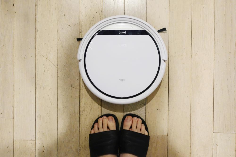 全自動お掃除ロボット おすすめ ILIFE V3s ペット 犬 猫 抜け毛 Roomba ルンバ