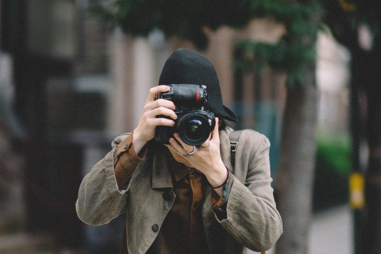 ファッション誌 写真 撮り方