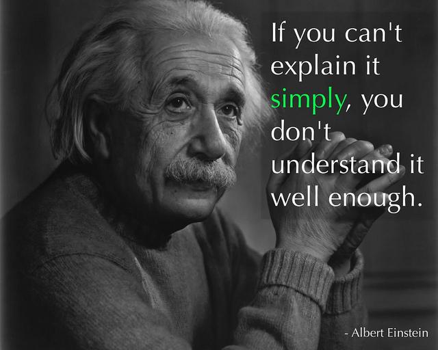 einsetein-quote-explain-simply