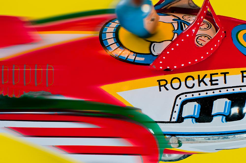 the rocket racer, 2014.