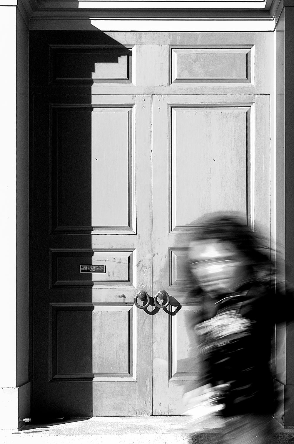 the door, 2013.