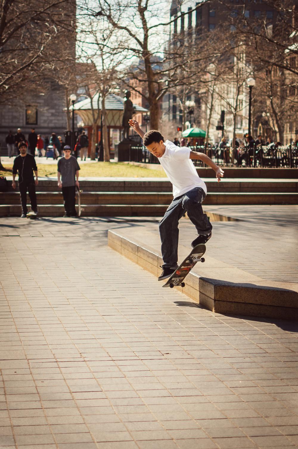 skaters II, 2014.