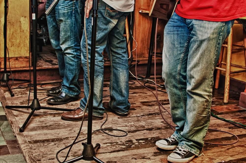 boys and guitars, 2014.