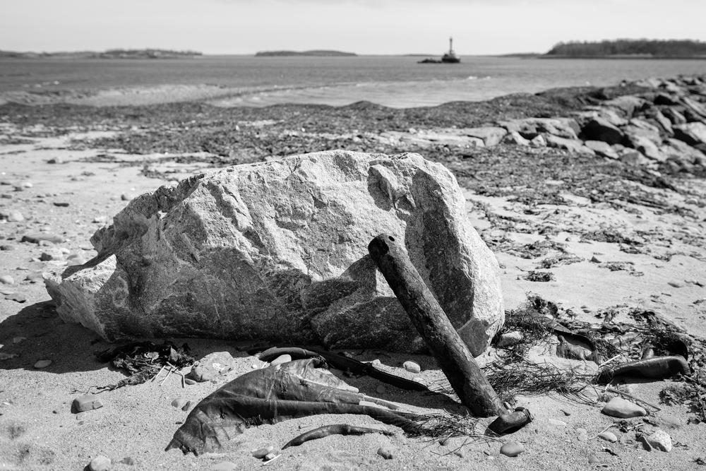 sea debris II, 2014.