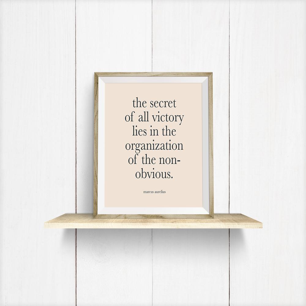 organizing-the-non-obvious-marcus-aurelius-quote-free-pdf-printable