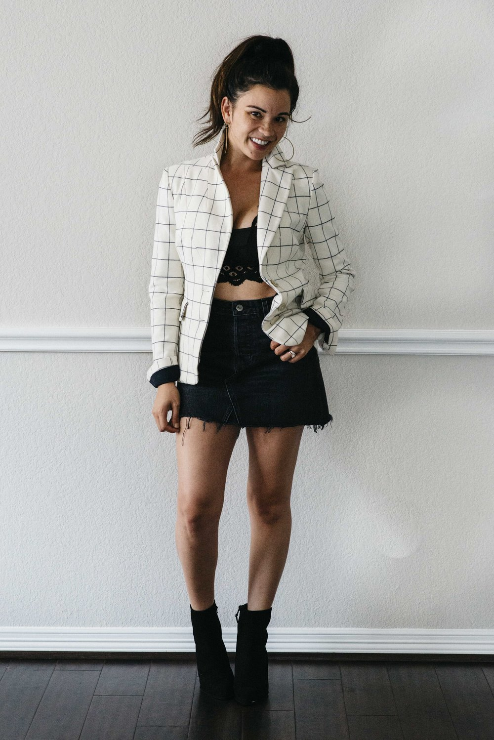 """A 90s Inspired, """"Clueless"""" Capsule Outfit"""