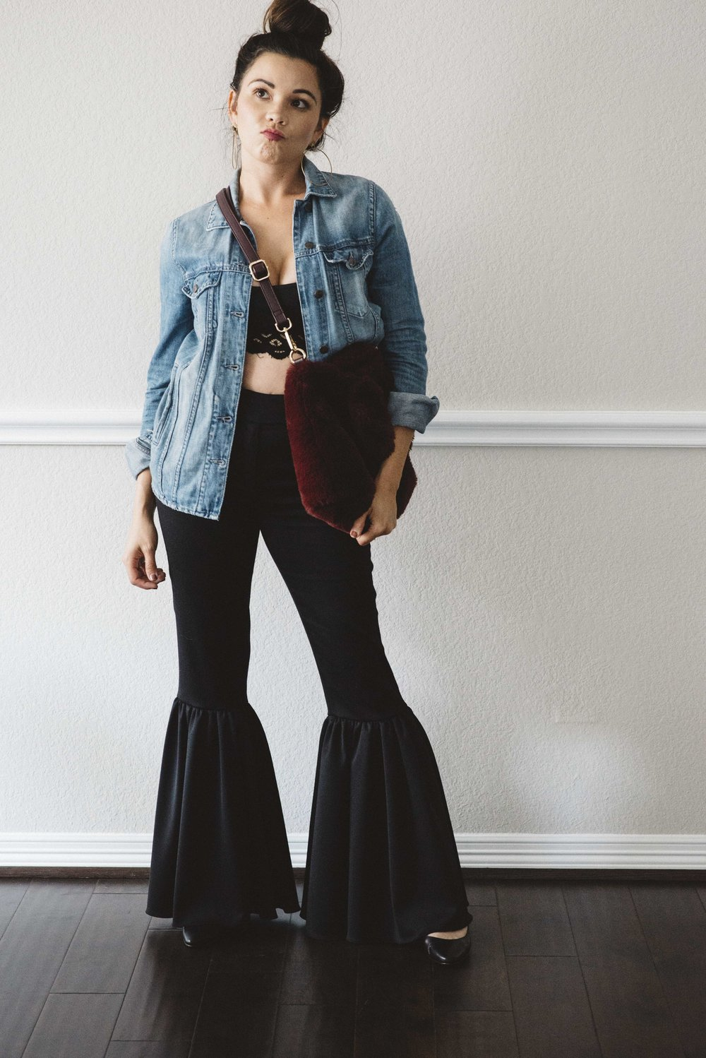 Two Takes on Fancy Flares