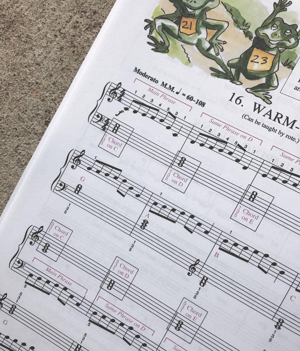 Piano Lessons Jackie Boylhart