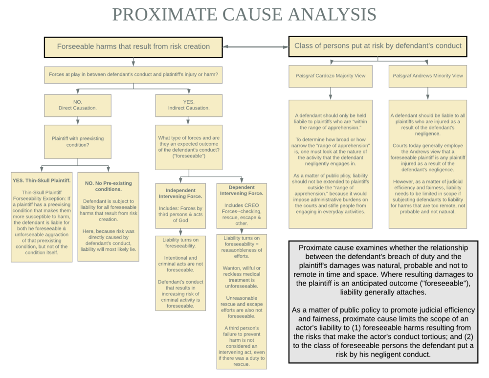 Torts I Diagrams - N4_ Proximate Cause Analysis.png