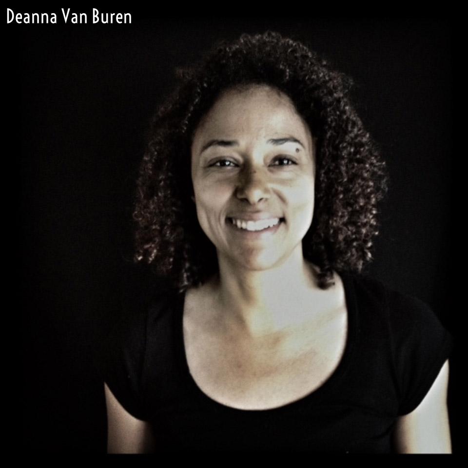 Deanna Van Buren @deannavanburen