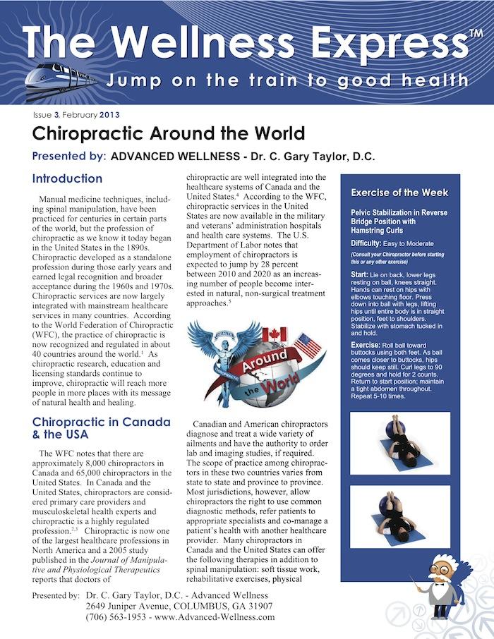 chiropractic, adjustment, spinal manipulation, world