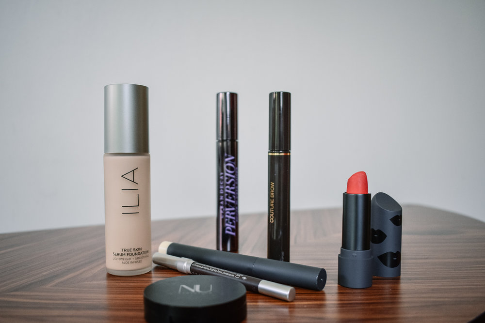makeup Ilia NU Evolution Bite Lip Urban Decay YSL