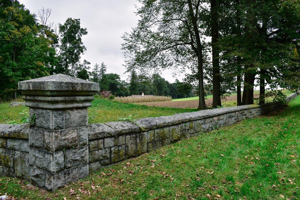 Stone Barns entrance