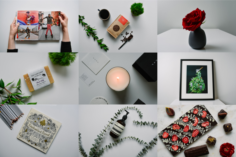 Holiday Gift Guide - These sustainable, consumable, gender-neutral gift ideas are perfect for the minimalist in your life.