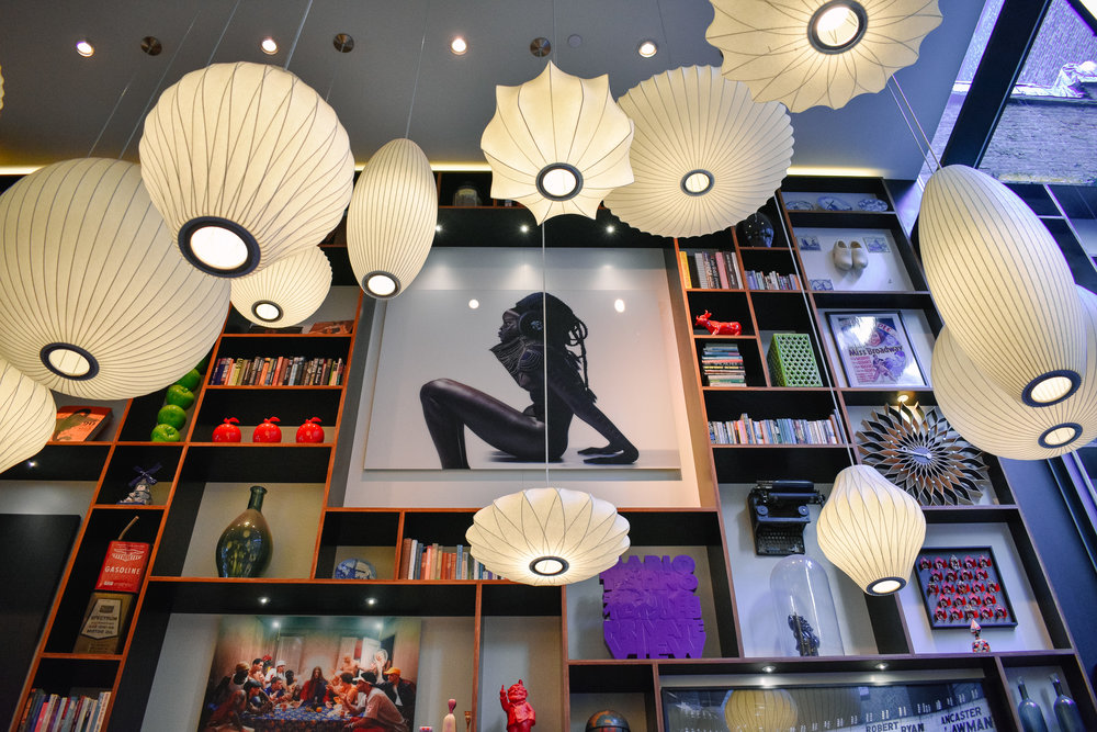 CitizenM hotel in Times Square New York