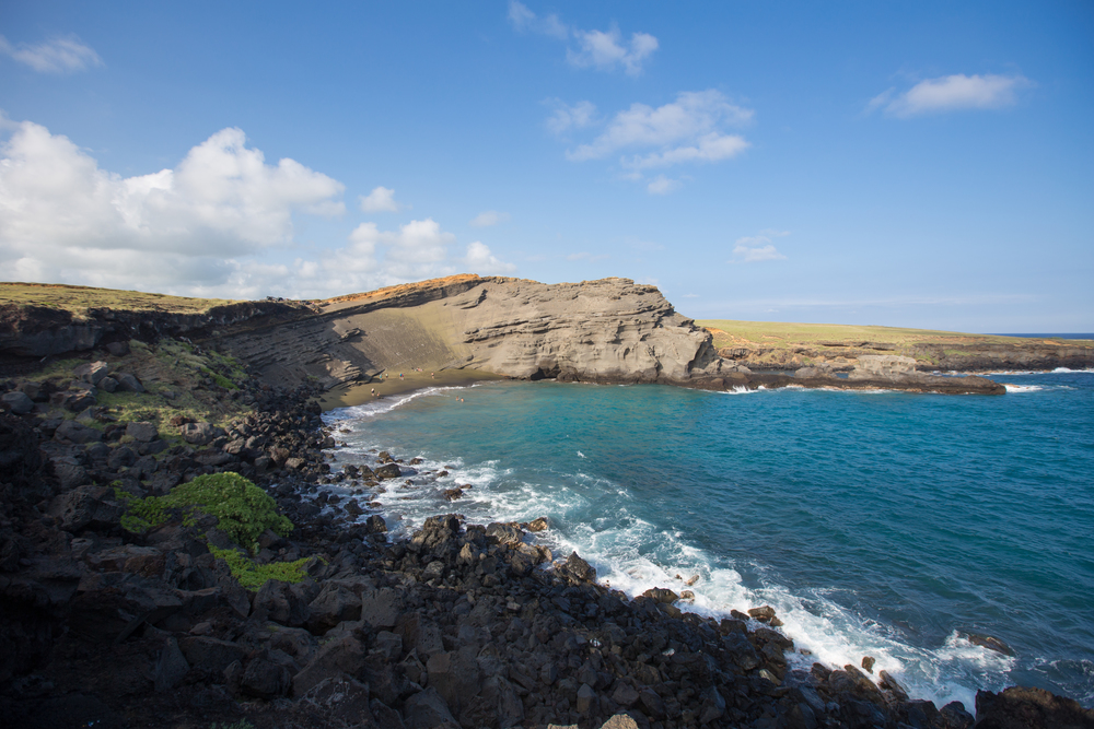Shaina Lee Photography | Connecticut Photographer | Big Island, Hawaii | Green Sand Beach, South Point