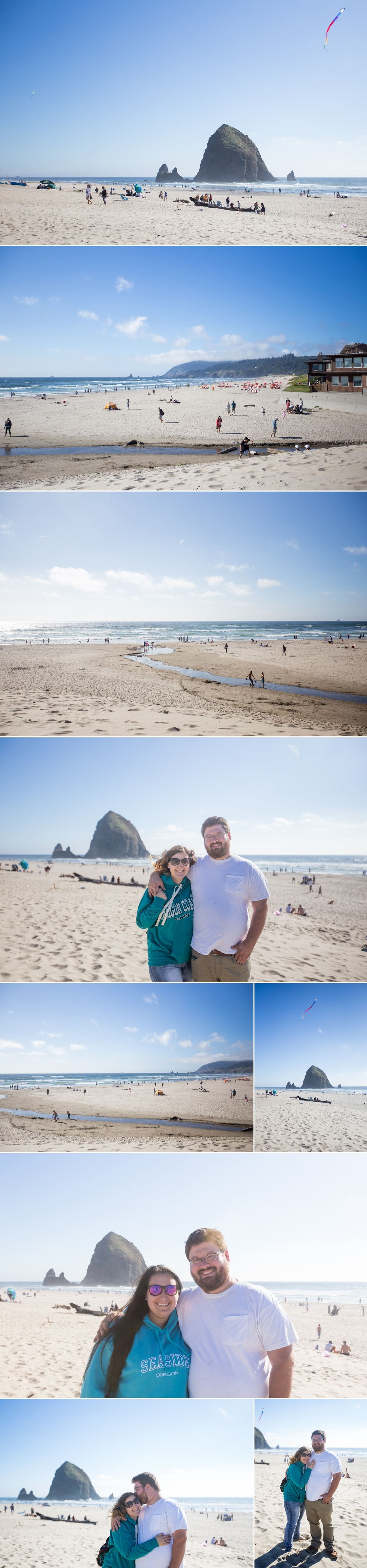 Oregon Coast | Seaside Oregon, Cannon Beach, Oswald West State Park | Portland Oregon Vacation | Shaina Lee Photography | CT, NYC + Destination Wedding + Engagement Photographer