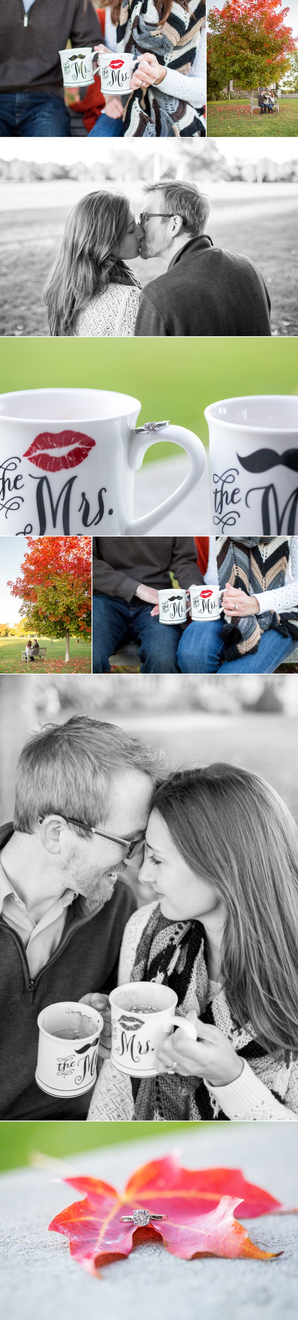 New Canaan, CT Engagement Session at Waveny Park | CT, NYC + Destination Luxury Wedding + Engagement Photographer