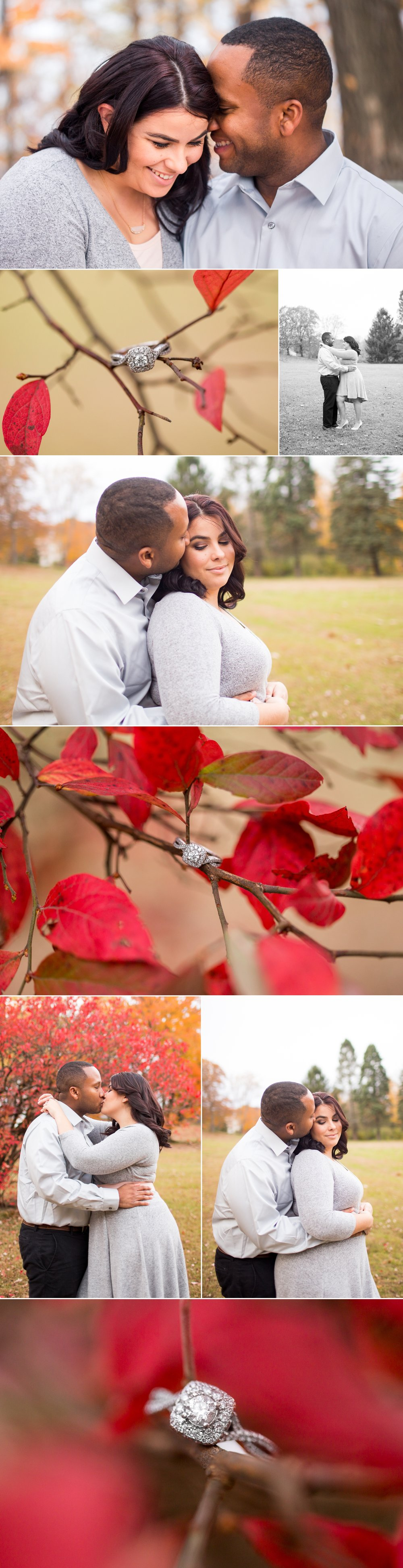 Stratford, CT Engagement Session at Boothe Memorial Park | CT, NYC, New England + Destination Luxury Wedding + Engagement Photographer | Shaina Lee Photography