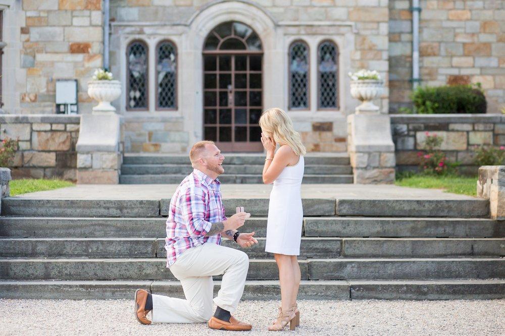 Best of 2016 | Norwalk, CT Wedding Proposal at Cranbury Park + Gallaher Mansion | CT, NYC, New England + Destination Luxury Wedding + Engagement Photographer | Shaina Lee Photography