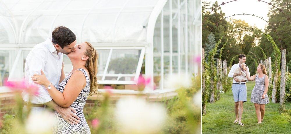 Best of 2016 | West Hartford, CT Engagement Session at Elizabeth Park | CT, NYC, New England + Destination Luxury Wedding + Engagement Photographer | Shaina Lee Photography