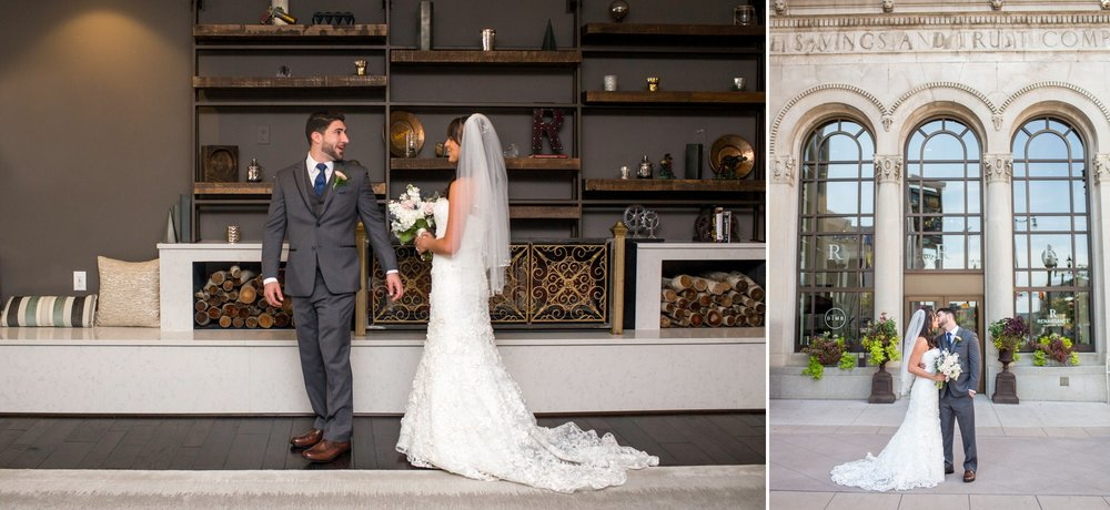 Best of 2016 | Allentown, PA Wedding at Renaissance Allentown Hotel | CT, NYC, New England + Destination Luxury Wedding + Engagement Photographer | Shaina Lee Photography