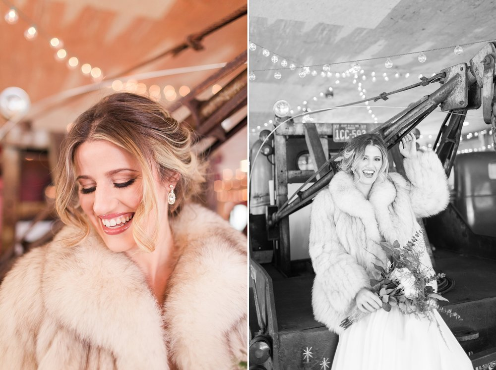 Winter Bride Wedding Inspiration Branford Connecticut Wedding Venue CT NY Luxury Wedding Engagement Photographer Shaina Lee Photography