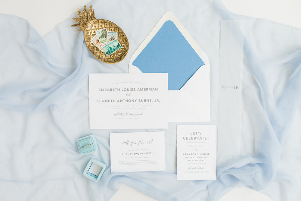 Stationery Suite: Roseville Designs
