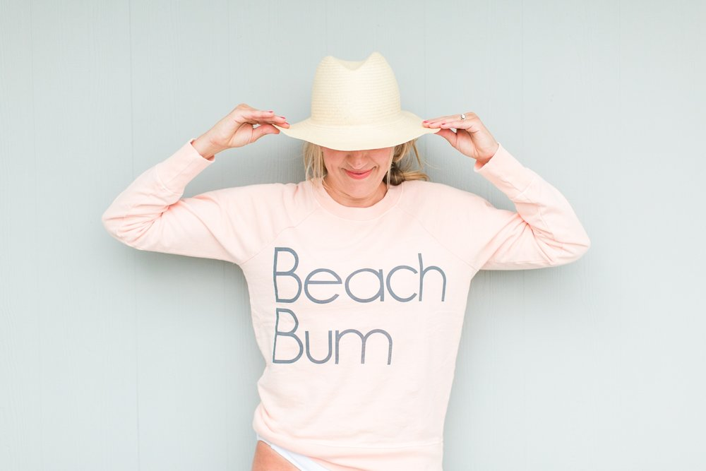 Penfield Beach Lifestyle Headshots In Fairfield Ct The Pink