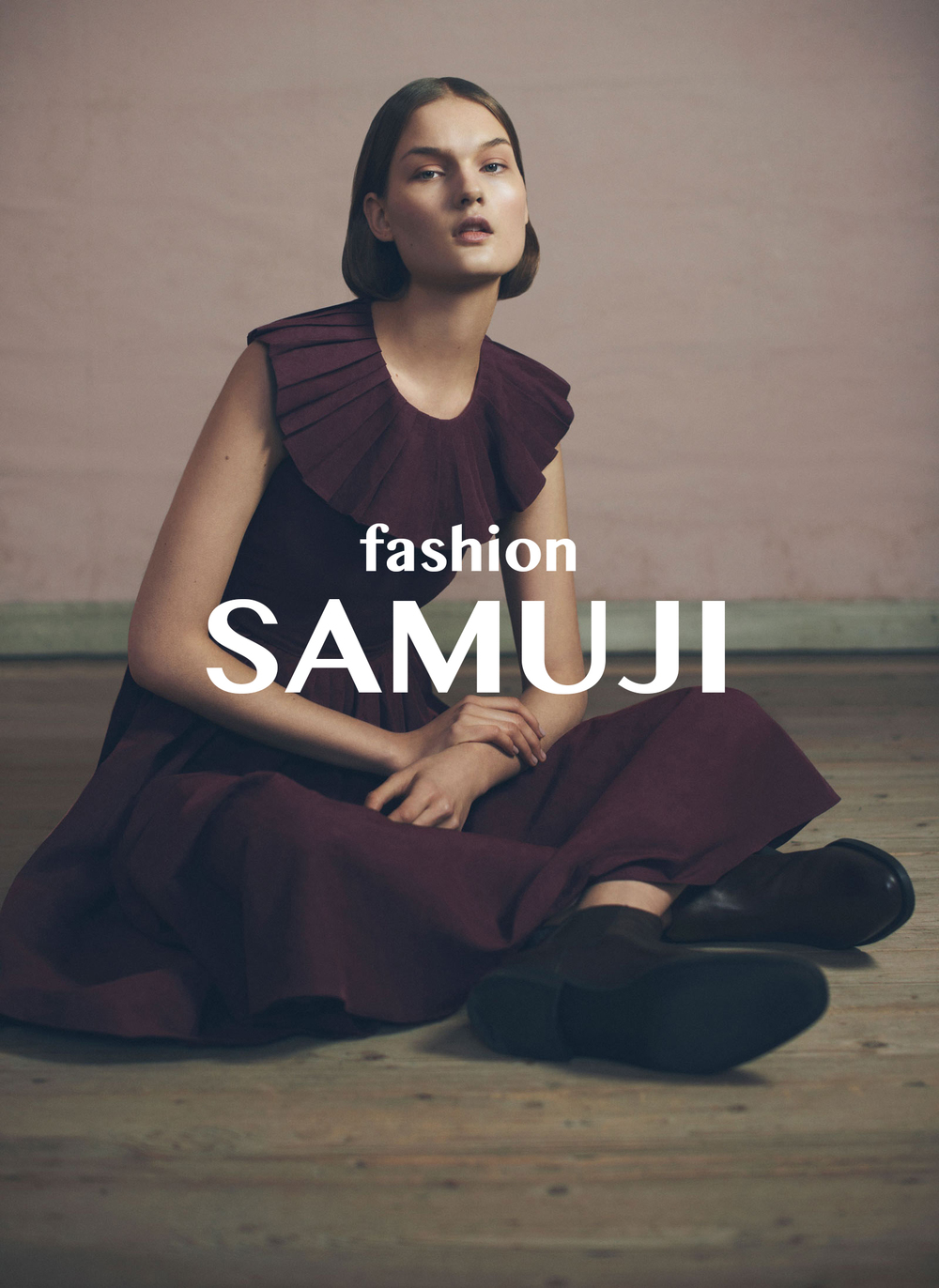 SAMUJI CREATES TIMELESS PIECES MADE FROM JAPANESE AND EUROPEAN FABRICS January, 20, 2016