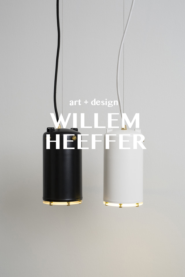 WILLEM HEEFFER'S LIGHTING FIXTURES MADE FROM OLD ESPRESSO MACHINE BOILERS January 24, 2016