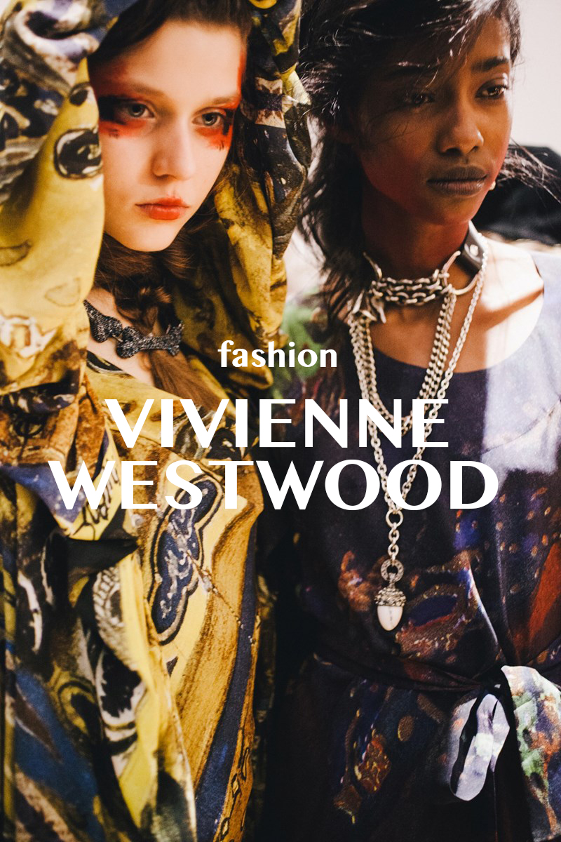 VIVIENNE WESTWOOD DOES IT AGAIN WITH HER RED LABEL COLLECTION January 20, 2016