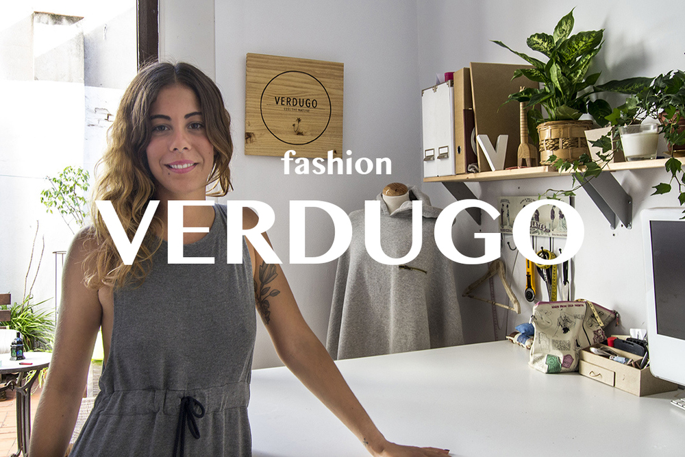 WE CHAT WITH LOURDES VERDUGO, THE DESIGNER AND MASTERMIND BEHIND THE BARCELONA BRAND VERDUGO January 20, 2016